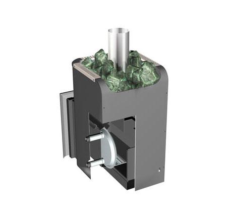 Печи банные с теплообменником купить Кожухотрубный конденсатор Alfa Laval CXP 161-S-2P Назрань