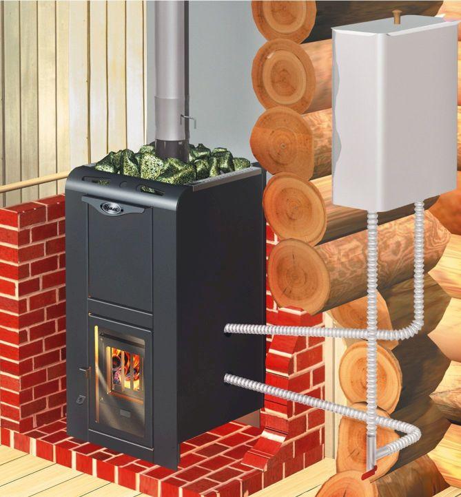 Банные печи с теплообменником в спб Уплотнения теплообменника Анвитэк AX 90 Бийск